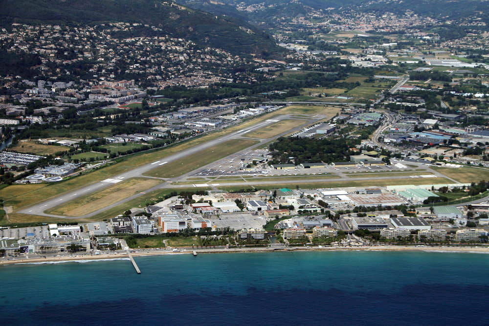 Picture of Cannes - Mandelieu Airport